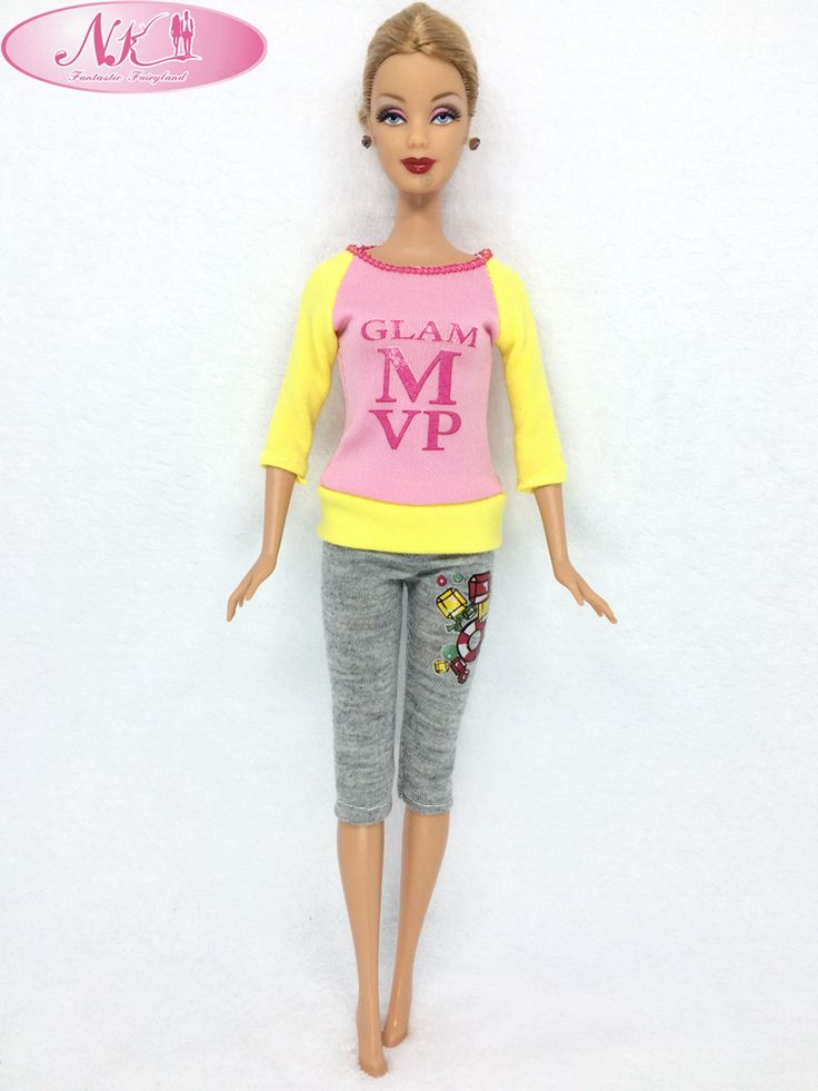 Check out the site: www.nadmart.com   http://www.nadmart.com/products/nk-one-set-doll-clothing-fashionable-outfits-casual-dress-suits-for-barbie-doll-best-gift-baby-toy-doll-accessories-child-toy/   Price: $US $1.25 & FREE Shipping Worldwide!   #onlineshopping #nadmartonline #shopnow #shoponline #buynow