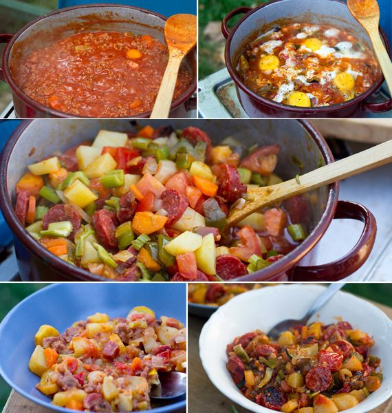 Camping Food: 335 Best Images About Backpacking Food