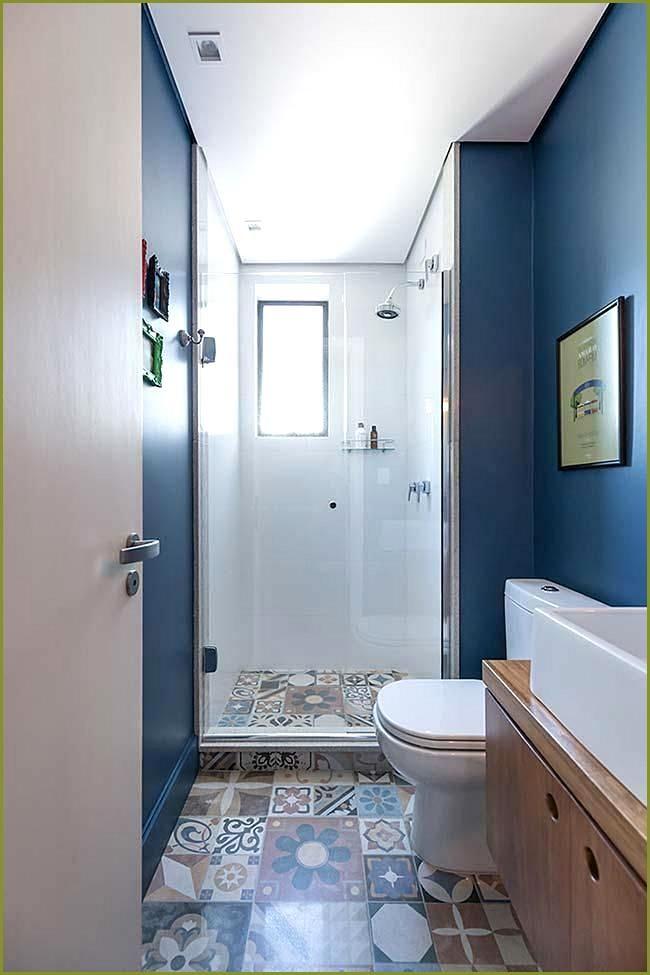 Kleine Badezimmerausstattung 60 Perfekte Ideen Und Designs Neue Dekostile Banos Pequenos Pisos Para Banos