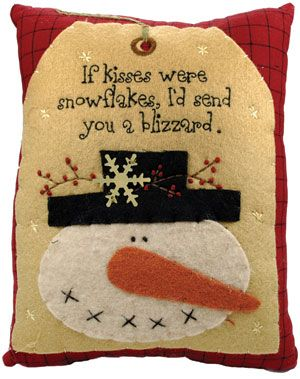 Snowman Pillow, Snowmen U0026 Frosty Friends Craft Soooo Cute, I Wish I Was  Crafty!