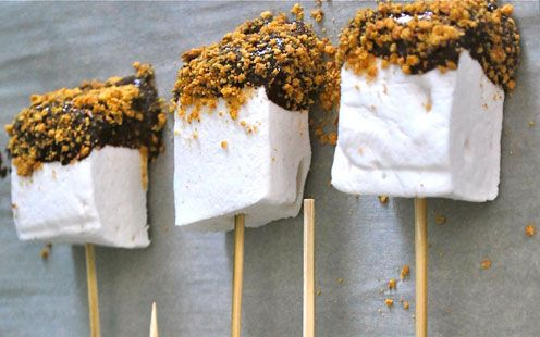 S'more Fun in the Kitchen - EatSavvy Blog