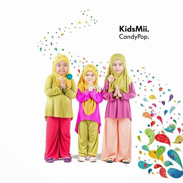 KidsMii: The Candy Pop. KidsMii New Series.