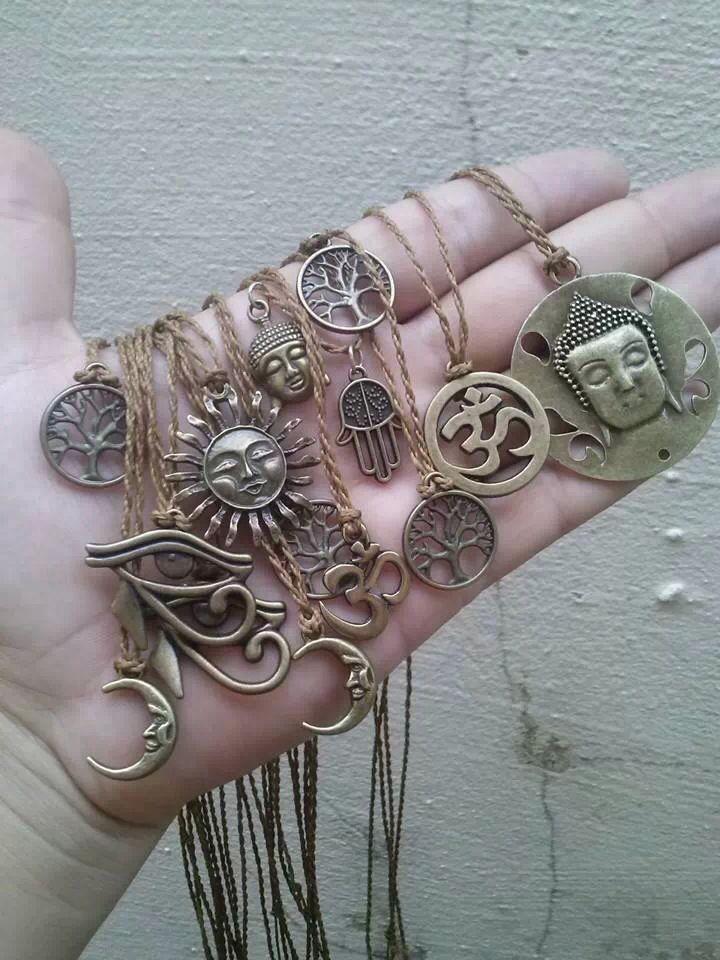 ☮ American Hippie Bohemian Style ~ Boho Jewelry