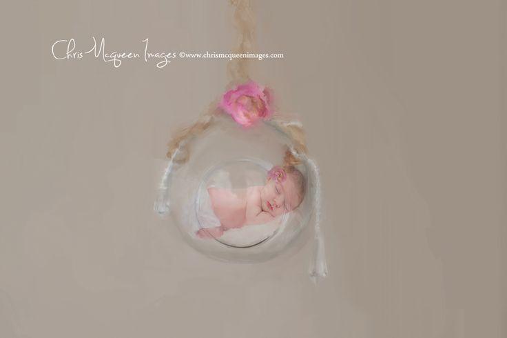 Newborn Photography Baby Photography Newborn Artwork Newborn Painting Newborn Headband Tutus and Bonnets