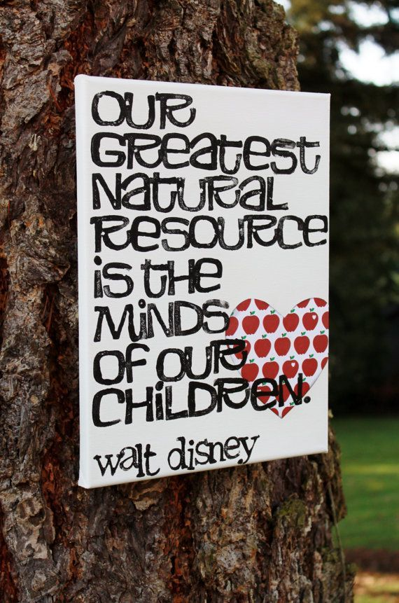 Walt Disney Children Quotes