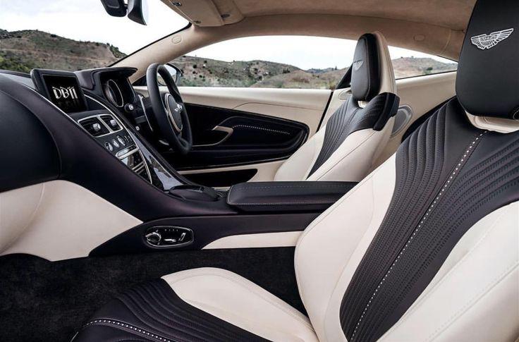 Aston Martin DB11 interior