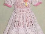 Scheme de rochii de tricotat pentru copii