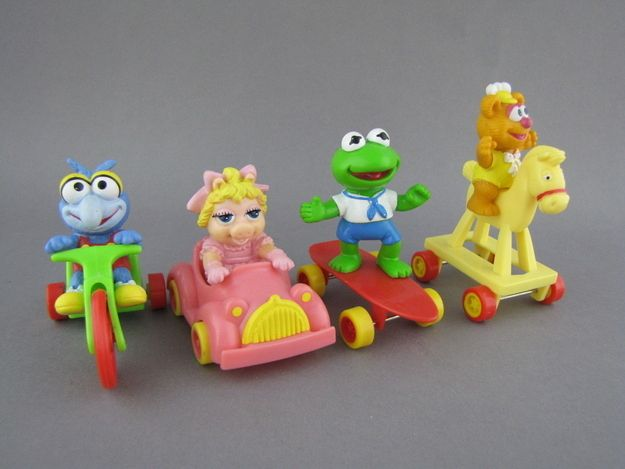 Muppet Babies (1987) | The 25 Greatest Happy Meal Toys Of The '80s