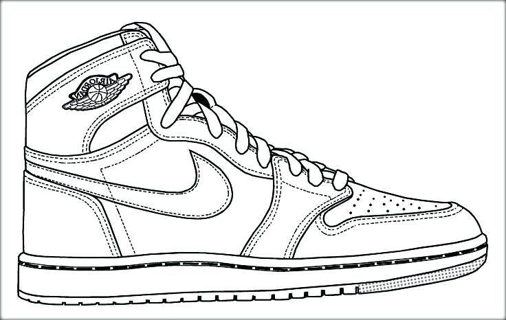 Kevin Durant Shoes Coloring Pages kevin durant shoes coloring pages ...