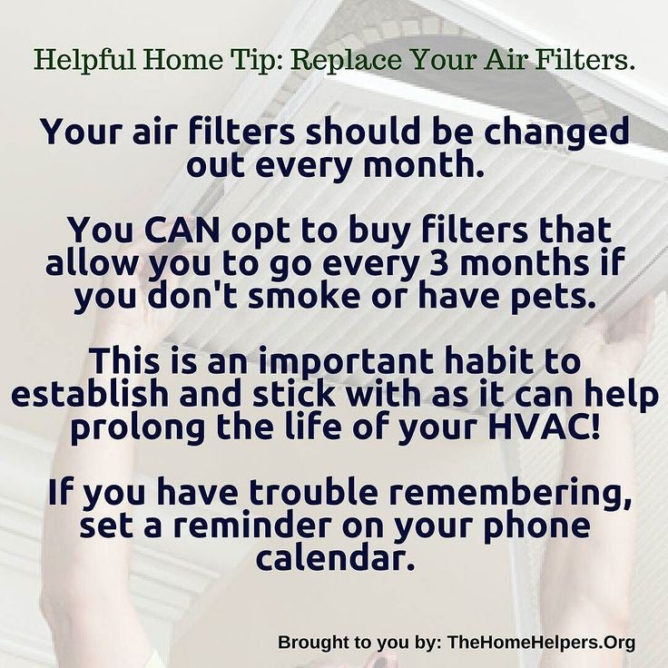 Helpful Home Tip! Remember to change your air filters every month! . . . . #homemaintenance #home #hvac #helpfultips #southerncalifornia #Homerepair #tips #preventivemaintenance