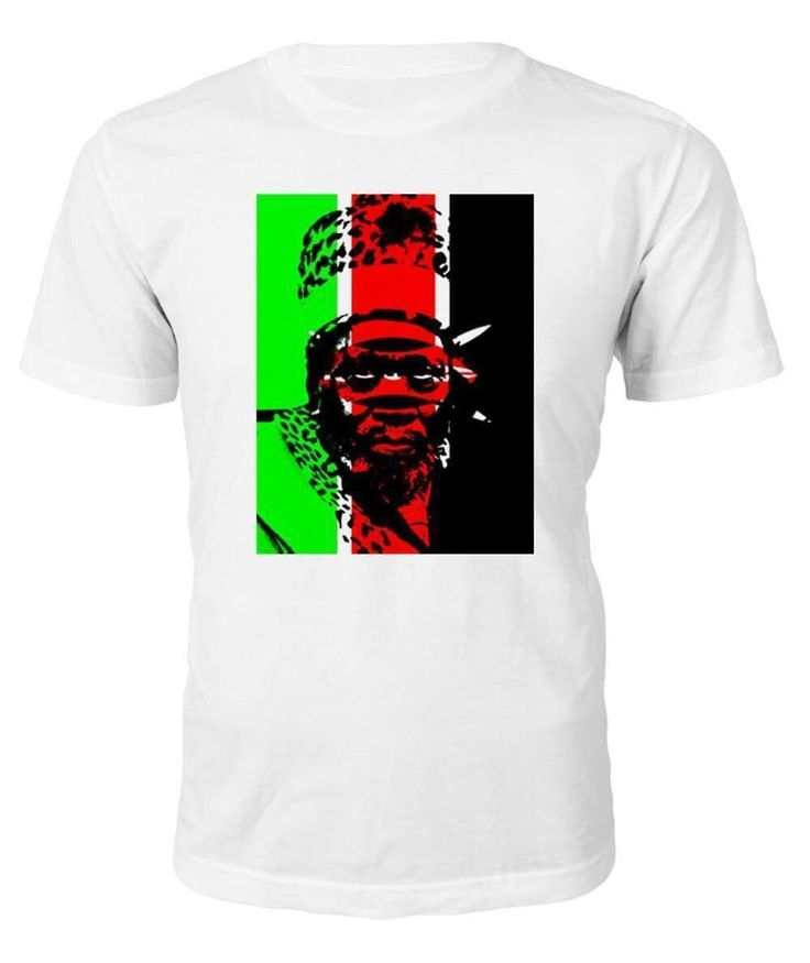 Jomo Kenyatta Kenya T-Shirt