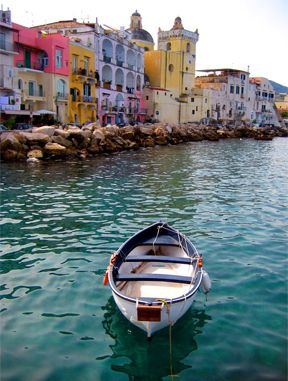 Ischia, the road less traveled: