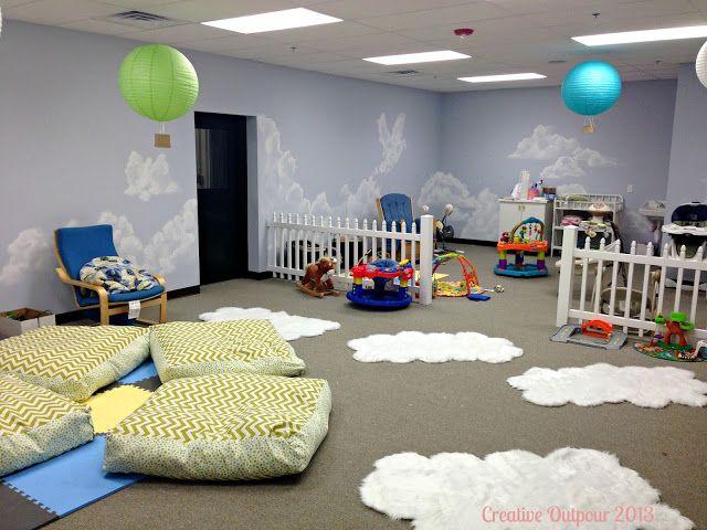 creative church ideas attic - 25 best ideas about Kids church rooms on Pinterest