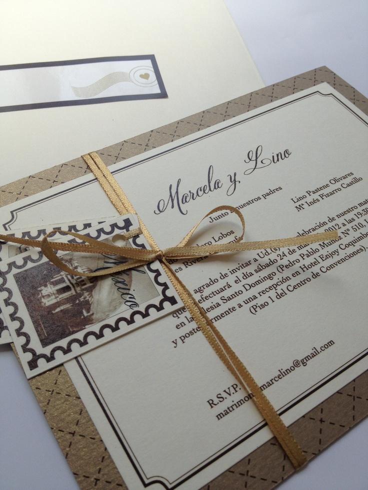 confetti daydreams wedding invitations%0A Vintage traveller invitations