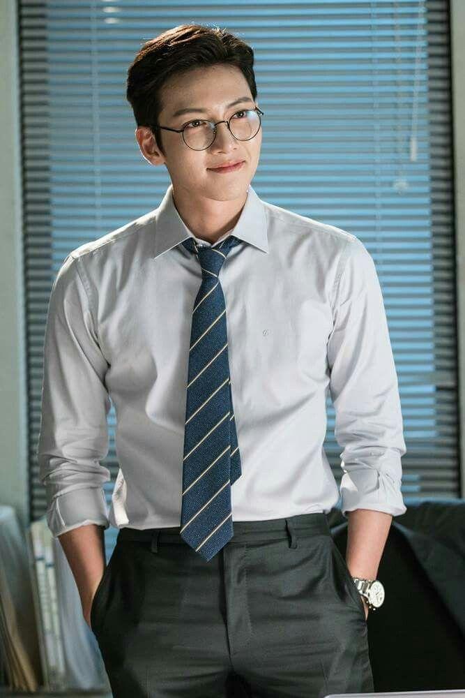 Suspicious partner ji Chang wook
