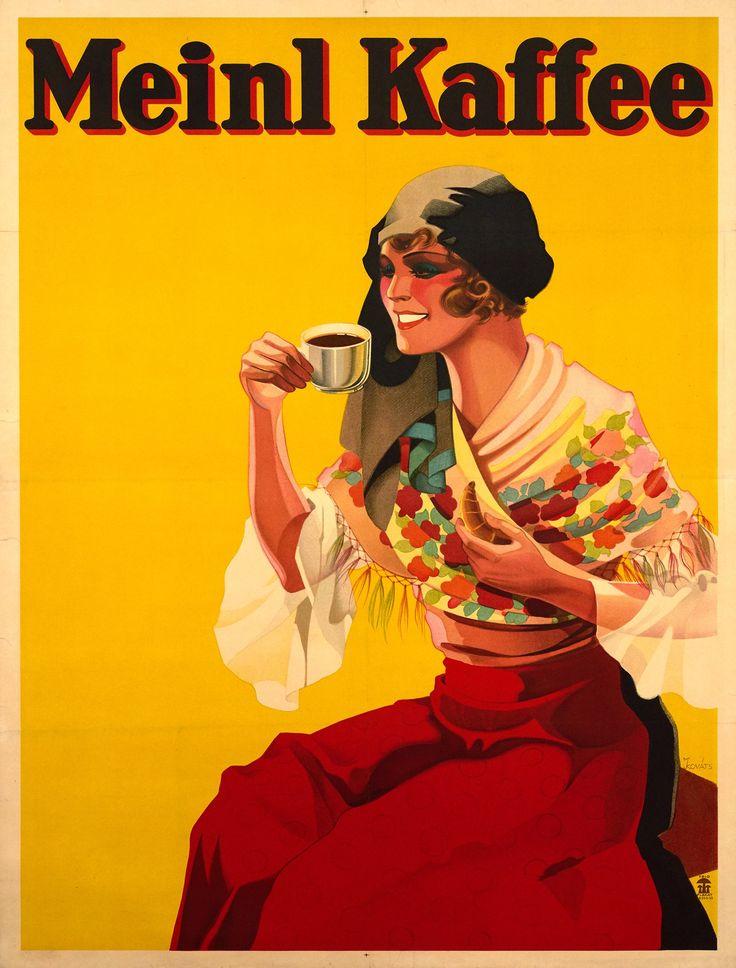 Meinl Kaffee  J. KOVATS – 1935 circa 2105.1600