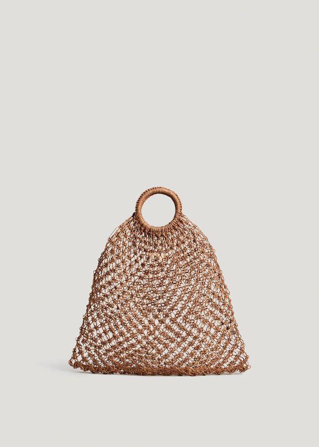 fdfb3415c511 Voici les 30 plus beaux sacs repérés chez Zara, Mango et H M   Pinterest    Beaux sacs, Zara et Les beaux jours