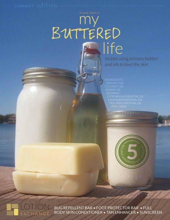 homemade beauty recipes: Skincare, Skin Care, Homemade Beauty, Beauty Recipes, Beauty Products, Lotion Bar, Buttered Life, Diy Beauty, Body Butter