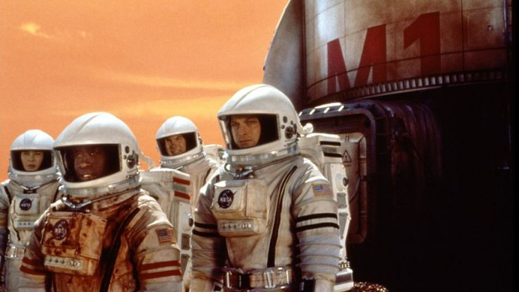 Space Disaster Movies: 'Mission to Mars'