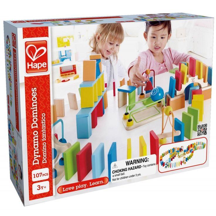 Domino Dinamici - Hape E1042 | lalberoazzurro.net