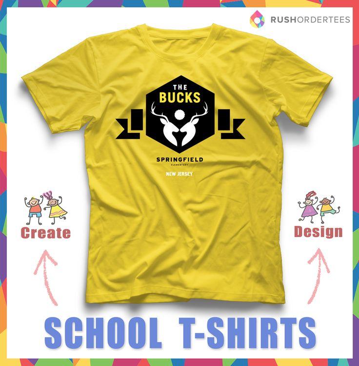 School T Shirts Design Ideas school spirit t shirt scripture clas 699w2 The Bucks Custom High School Shirt Get Into The School Spirit With A Custom