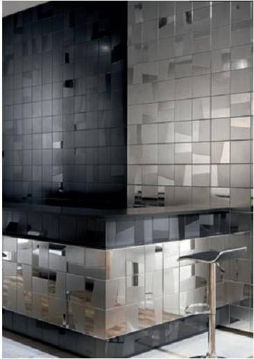 Modelo logic @Ceramicas Aparici Ceramicas Aparici , acabado silver.