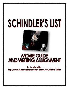 Schindler's List study guide - Film Education - mafiadoc.com
