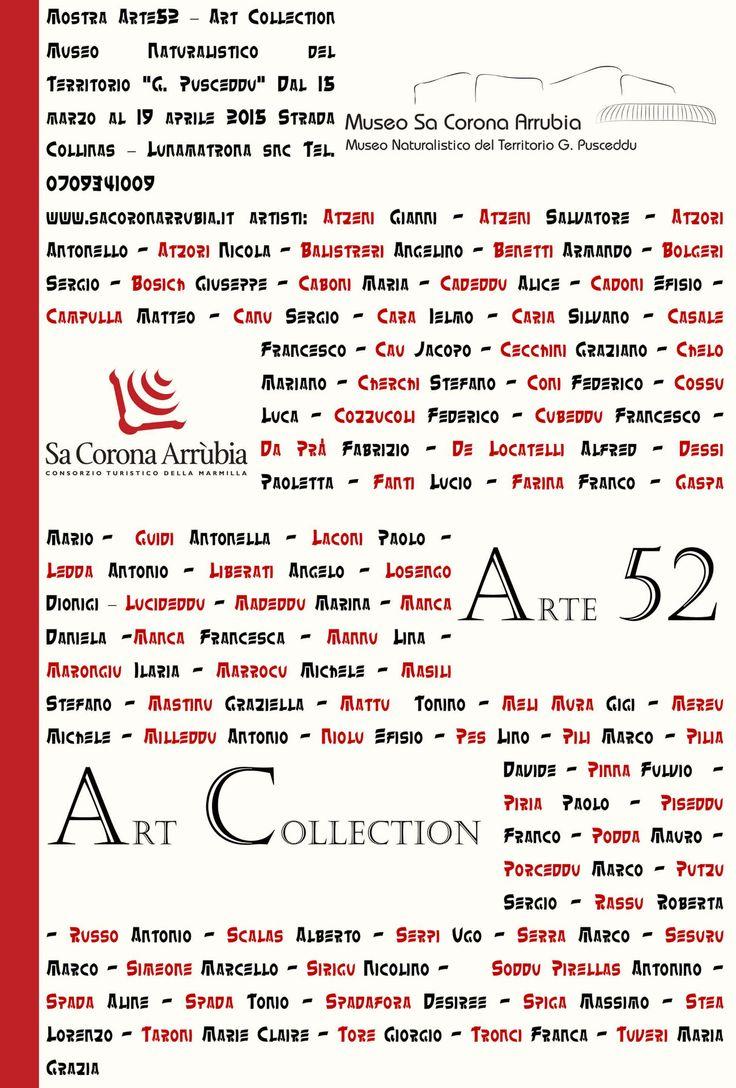 Arte52 ArtCollection
