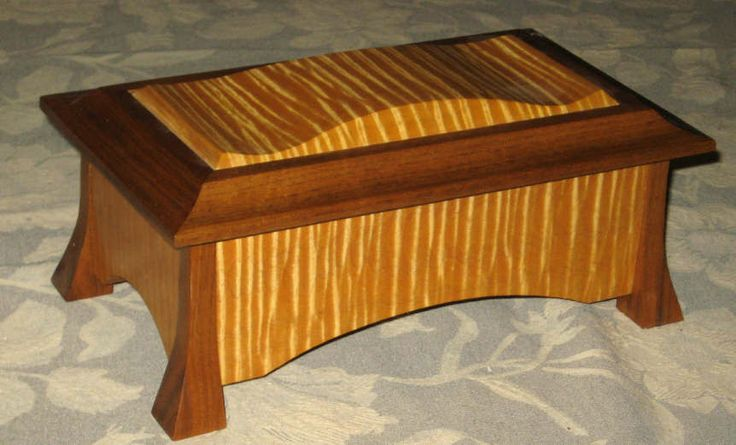Small Keepsake Box Plans Woodworking Projects Amp Plans