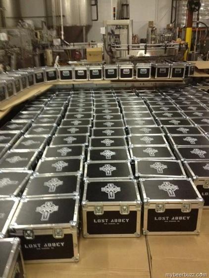 Lost Abbey - Ultimate Box Set Packaging Peek