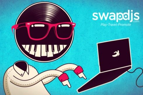Swapdjs – an exchange community for DJs & Artists | Link to Poland