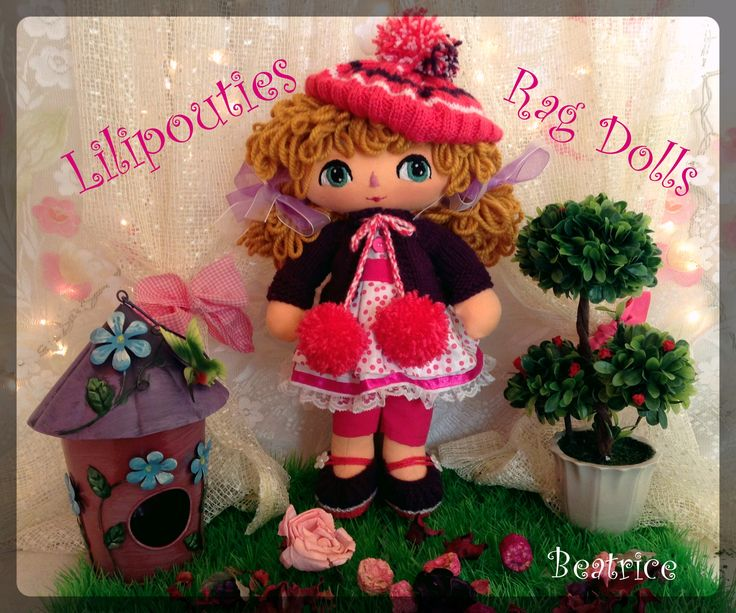 handmade dolls by lilipouties