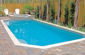 Geometric Pools - Blue Haven Custom Swimming Pool and Spa Builders