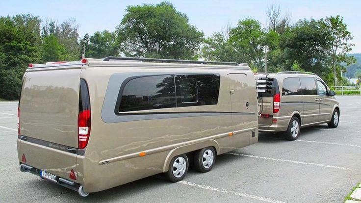 selbstbaucaravan ein wohnwagen mit garagenplatz