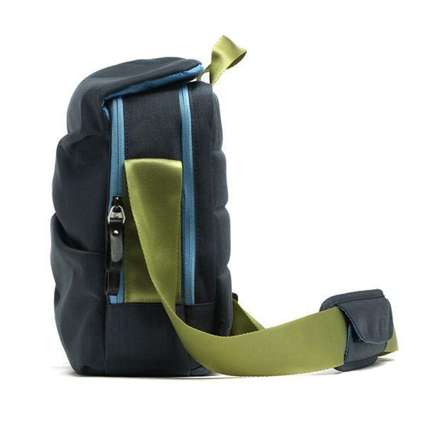 Ekphero Women Men Nylon Waterproof Business 13 Inch Laptop Shoulder Bags