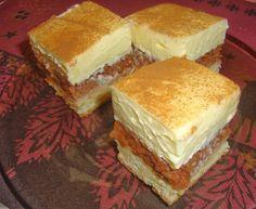 Aki megkóstolja, beleszeret! :) Ízletes és remekül mutat, a család kedvence lett! Hozzávalók a tésztához:  6 tojás 16 dkg liszt 15 dkg cukor 1...