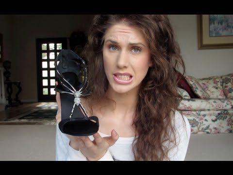 How To Make Killer High Heels Comfortable!! Diamondsandheels14 Cassandra Bankson