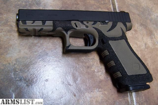 custom glock 22 | For Sale/Trade: Custom Glock 22C