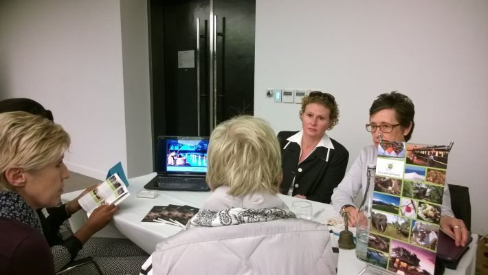 We loved meeting travel professionals at our May 2015 workshop at The Protea Fire and Ice Menlyn