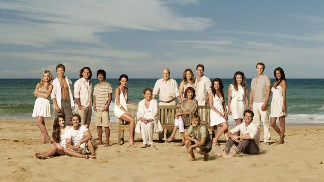 Wow! The old home and away cast! So much has changed. Haaha