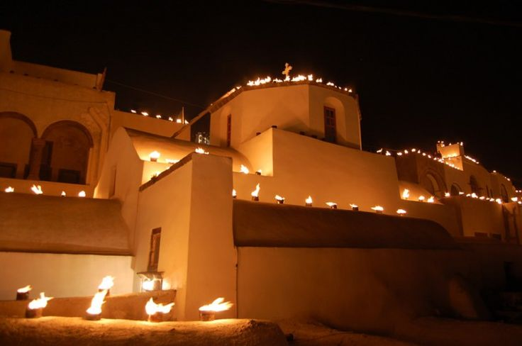 """Easter time: Holy """"Good"""" Friday at Pyrgos village!"""