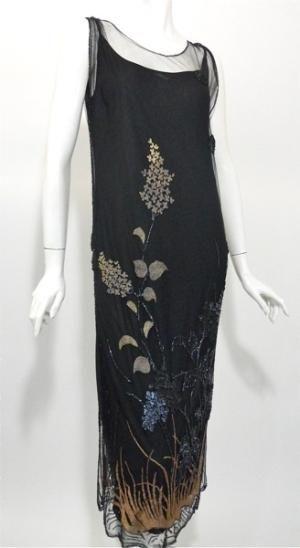 1920-е годы платья старинные платья заслонки платье от brookeO