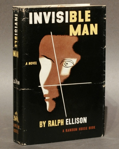 an analysis of lobotomy in the invisible man a novel by ralph ellison Ralph ellison: invisible man audio book summary experience so well as ralph ellison's invisible man describing the fictional he is not invisible in a.
