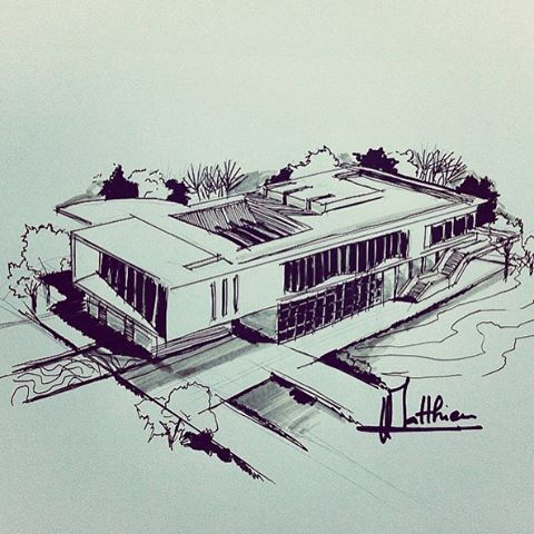 Find This Pin And More On Architectural Sketches By Hot5now.