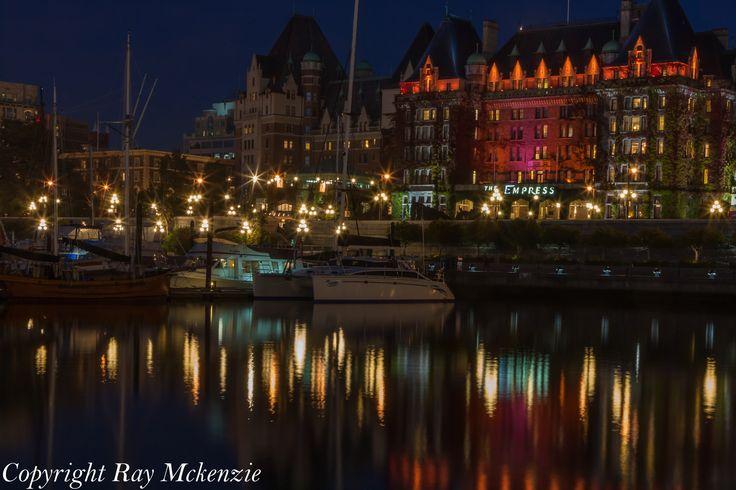 Empress Hotel, Victoria, BC