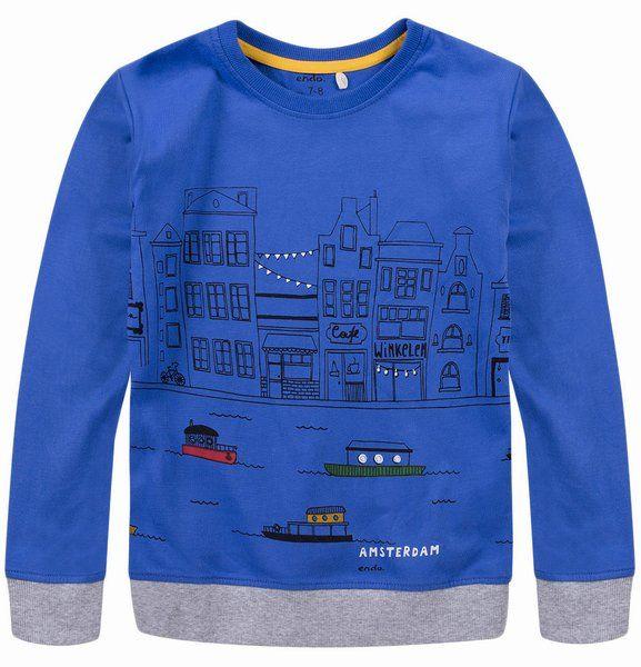 T-shirt dla chłopca. Kolekcja: Dookoła świata