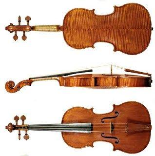 Violin Cake - Jessica Harris Cake Design