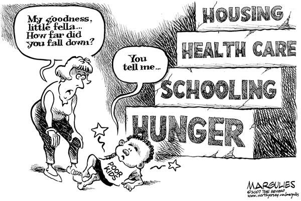 Poverty Cartoons Google Search Social Equality