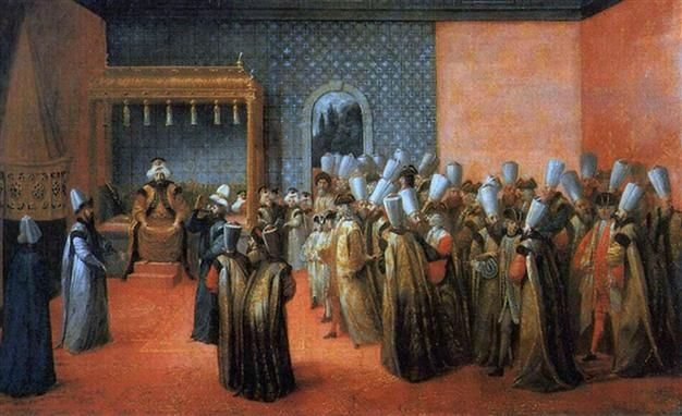 For the Ottomans, the concept of ambassador as someone who was stationed in a foreign country where he represented his own country was late in coming.