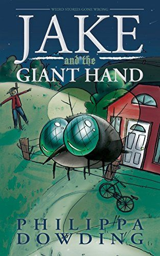 Jake and the Giant Hand (Weird Stories Gone Wrong) by Philippa Dowding http://www.amazon.com/dp/1459724216/ref=cm_sw_r_pi_dp_FTa.vb1EKHD1S